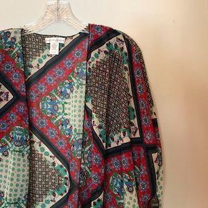 🐢Band of Gypsies Boho Kimono Cardigan